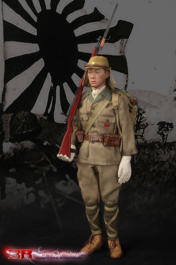 Imperial Japanese Army 24th Division - Private Takuya Hayashi
