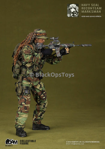 Very Rare Tears of the Sun Navy Seal Recon Marksman Mint in Box
