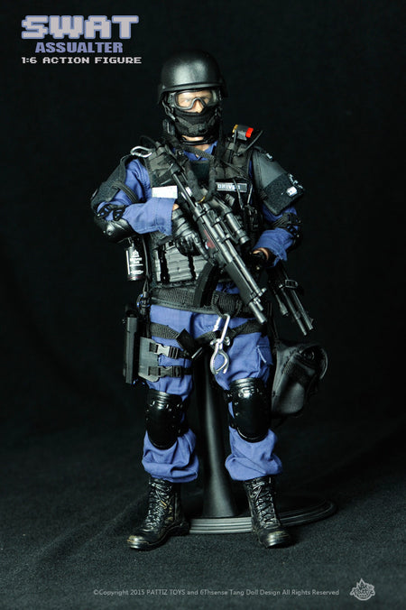 PREORDER SWAT Assualter MINT IN BOX