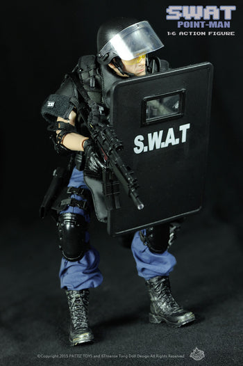 PREORDER SWAT Point-Man MINT IN BOX