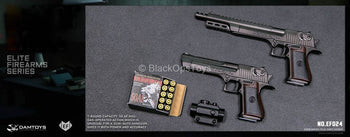 Elite Firearms Series - .50 Cal Pistol Set - MINT IN BOX