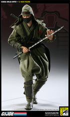 GI JOE - Cobra Ninja Viper - Male Base Body w/Ninja Uniform Set