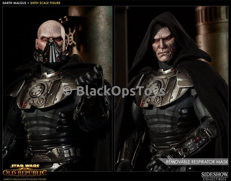 Sideshow Collectibles 1/6 Scale Darth Malgus Hands Pin Type x2