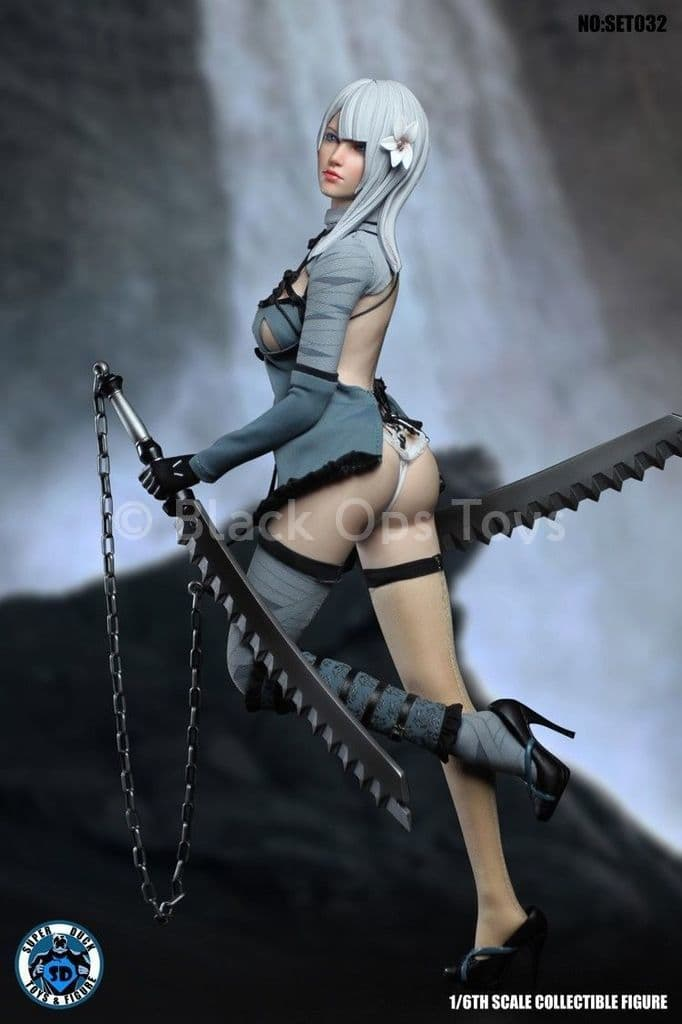 Kainé - White Female Underwear