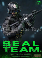 U.S Navy Seal - Black Labrador Retriever & Accessory Set