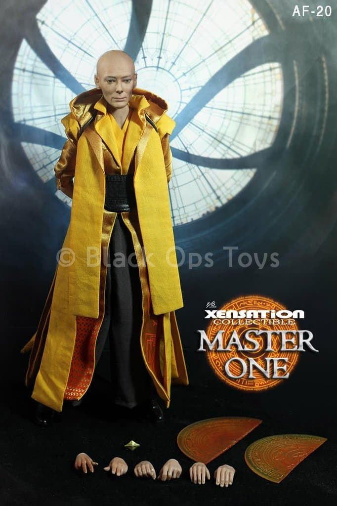 PREORDER - Master One - MINT IN BOX