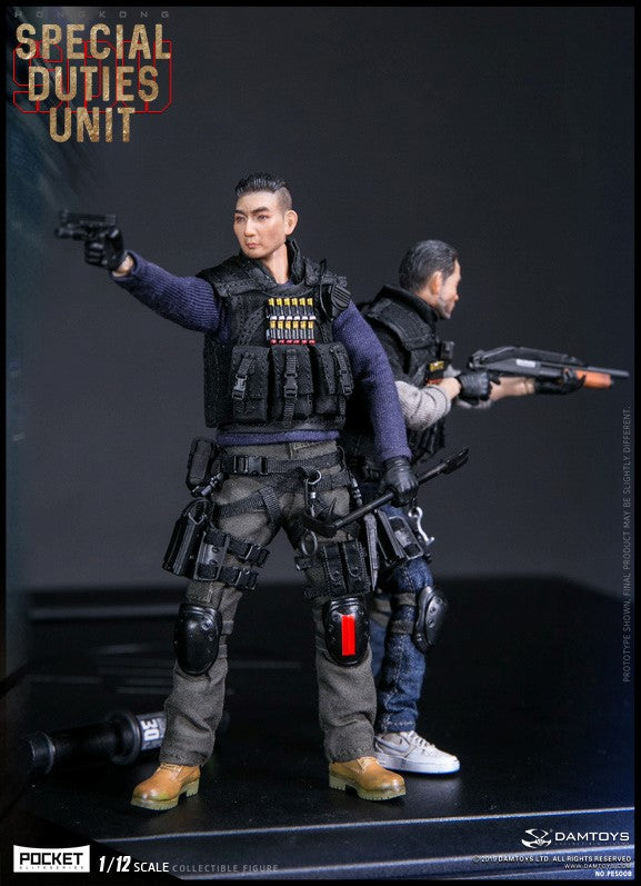 1/12 - HK SDU - Sam Sir - Black Ram w/Sling
