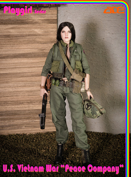 "PREORDER Playgirl Series U.S. Vietnam War ""Peace Company"" MINT IN BOX"