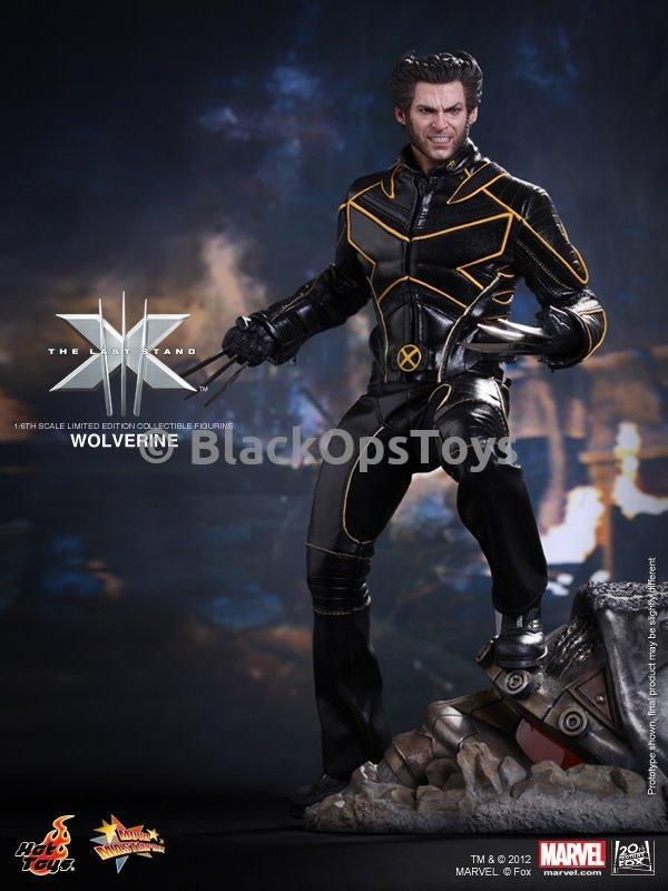 X-Men Last Stand - Wolverine - Male Fist Gloved Hands