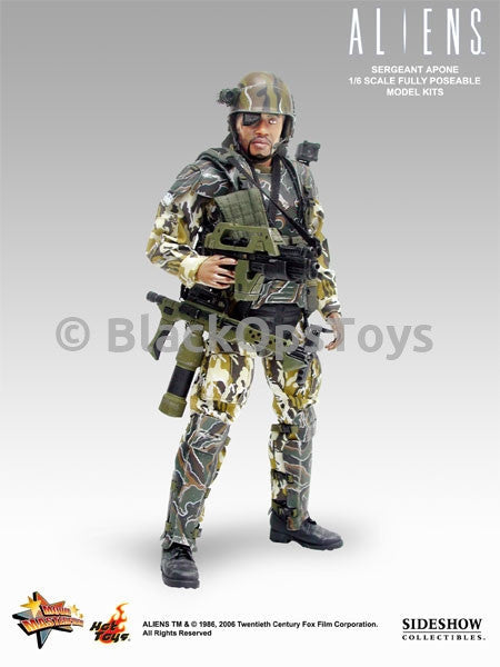 Aliens Colonial Marine Apone Uniform