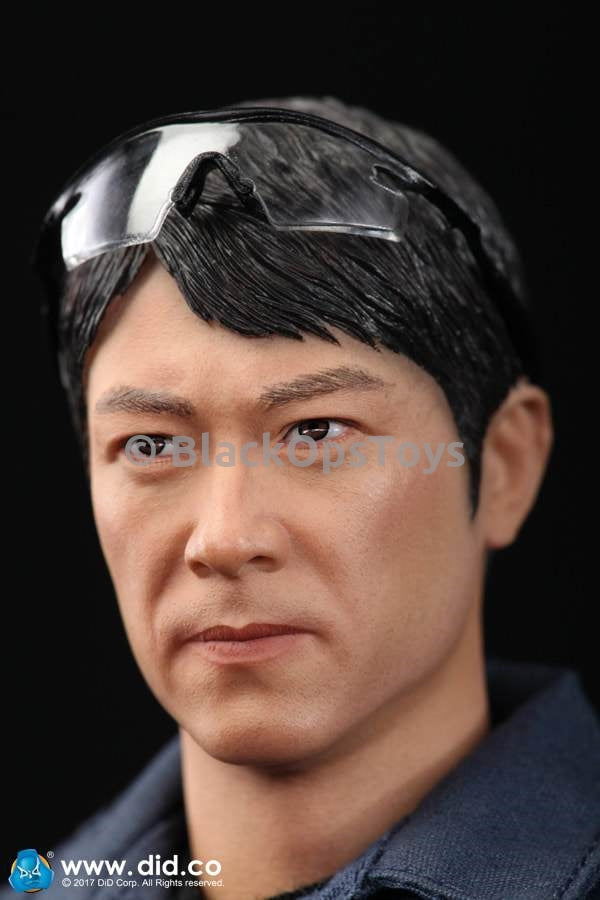 LAPD SWAT 3.0 - Takeshi Yamada - Asian Head Sculpt