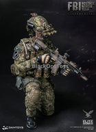 Dam Toys FBI HRT Agent Hostage Rescue Team Servarevitas M4 Carbine Rifle