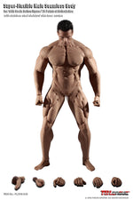 The Barbarian w/M35 Seamless Male Body - MINT IN BOX