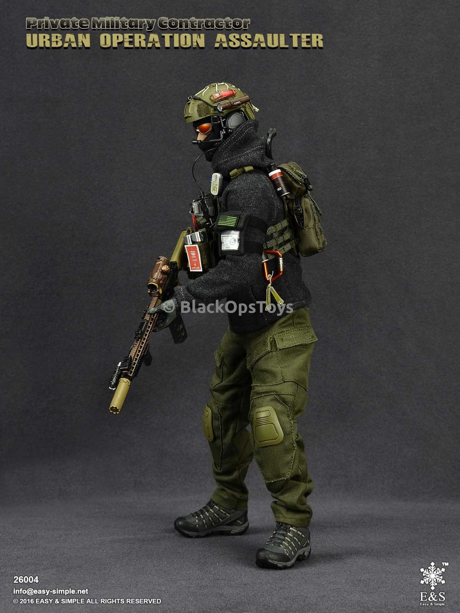 Rare - PMC Urban Operation Assaulter - MINT IN BOX