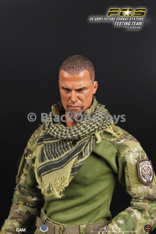 Army FCS TF Complete Male Body