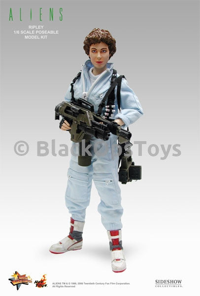 Aliens Colonial Marine Ripley Female Body with Boots and Hand