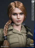 Israeli IDF Combat Intelligence Collection Corps Nachshol Female Head Sculpt