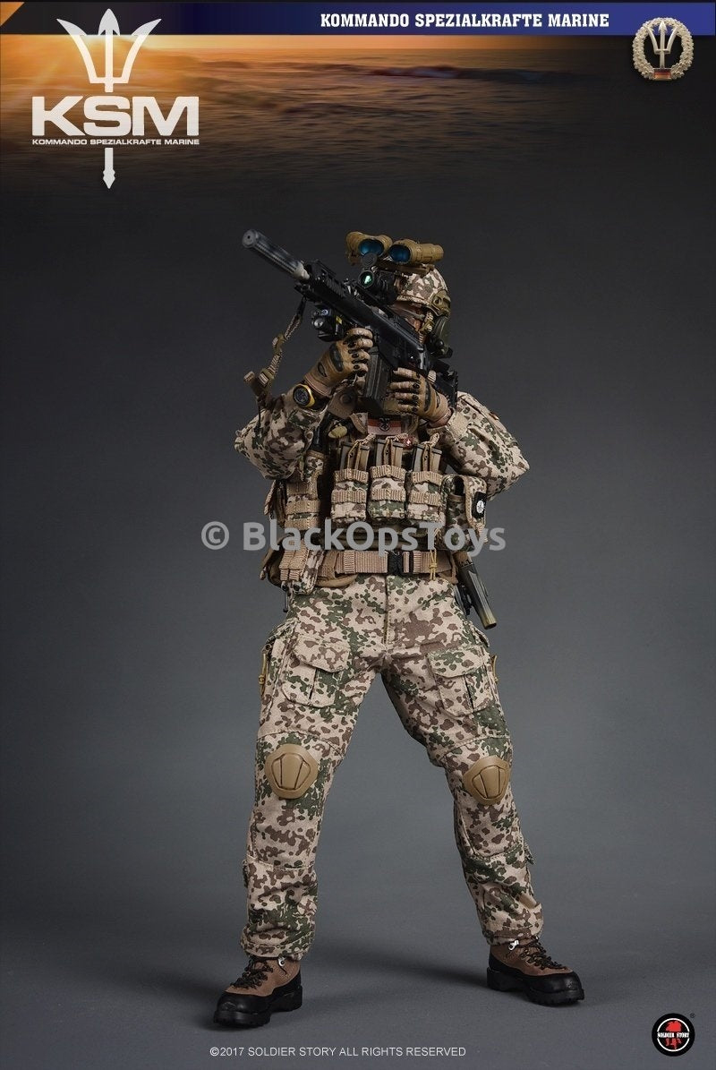 German Kommando Spezialkräfte Marine VBSS Mint in Box