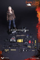 VTS The Division Darkzone Agent Tracy Brown Coat Version Mint in Box
