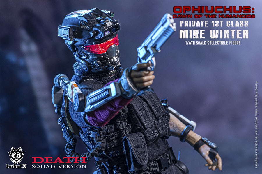 PREORDER - Ophiuchus - Pvt. 1st Class Mike Winter Death Squad - MINT IN BOX