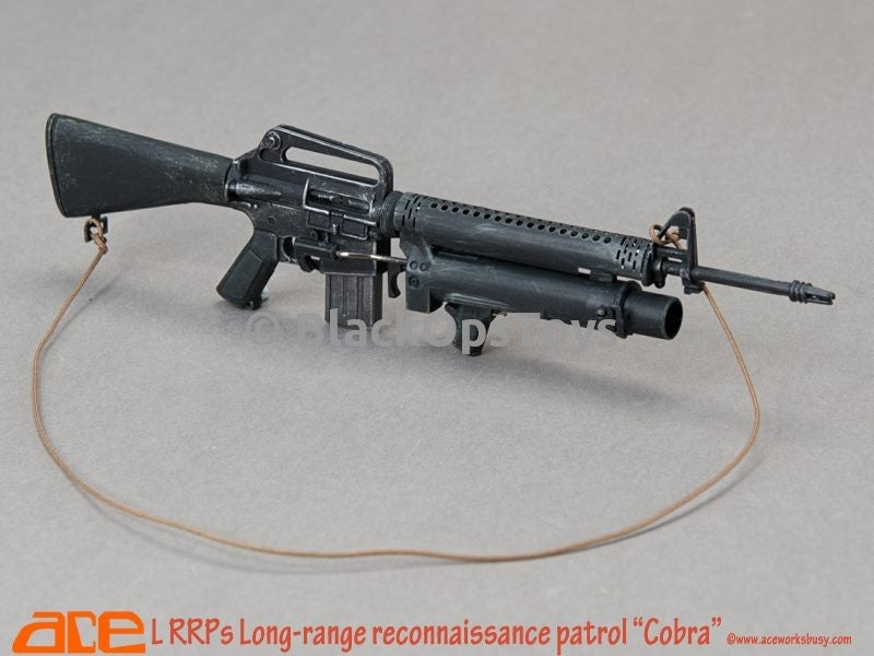 Rare Ace Vietnam LRRPs Long Range Reconnaissance Patrol Cobra Mint in Box