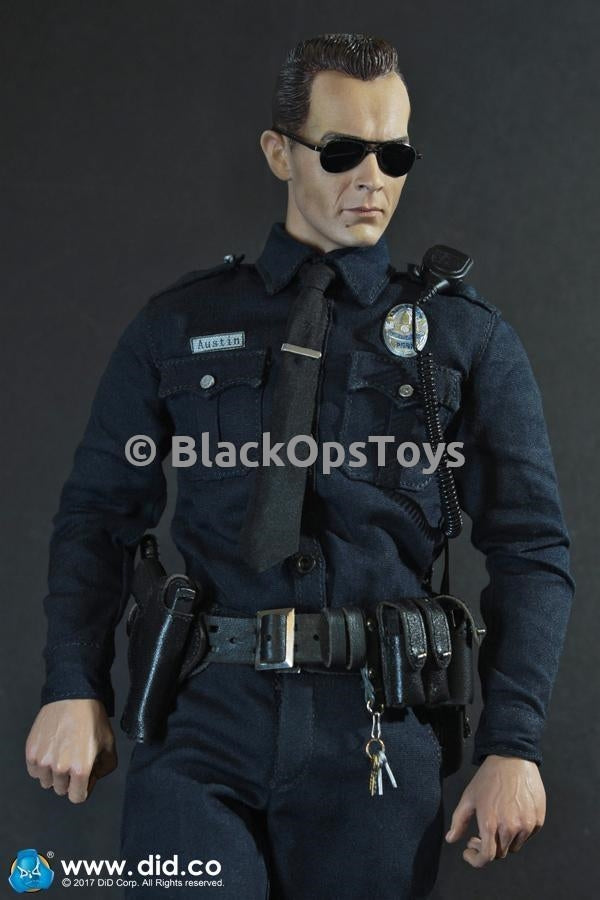 LAPD Police Patrol Officer T-1000 Terminator Robert Patrick Mint in Box