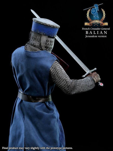 French Crusader General (Jerusalem Version) - MINT IN BOX