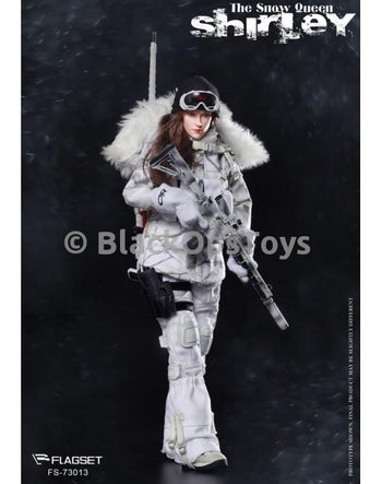 "The Snow Queen ""Shirley"" Female Winter Operations Figure Mint in Box"