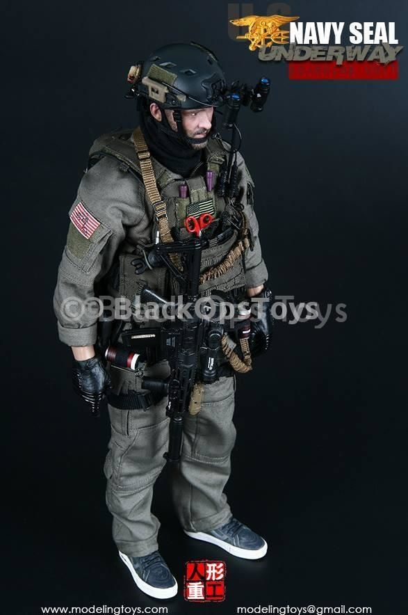 Navy Seal Night Ops-Palmes 21 Toys 1//6 Scale
