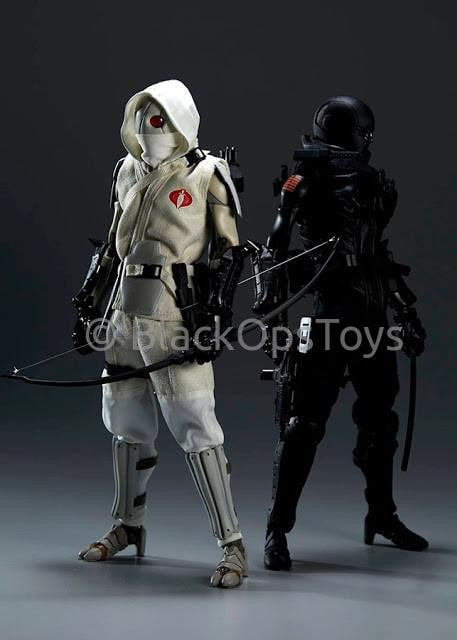 1000 Toys 2016 San Diego Comic Con Bait Exclusive Ninjas GI JOE Snake Eyes & Cobra Storm Shadow Combo Pack SDCC