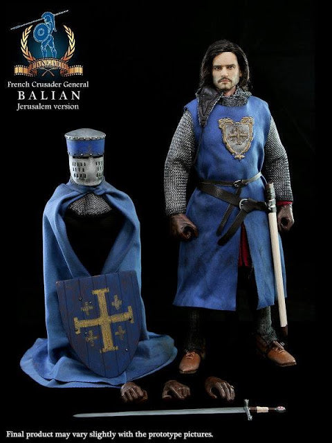 French Crusader General - Spurs