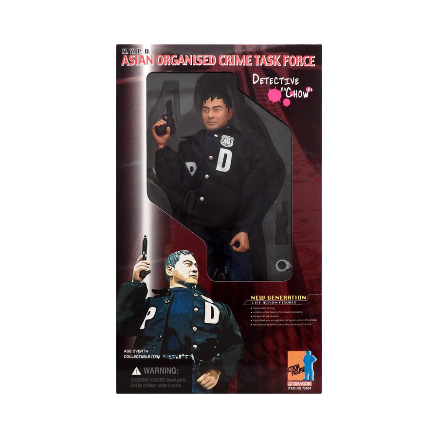 Organised Crime TF - Detective - Male Base Body w/Head Sculpt