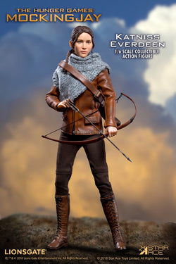 PREORDER The Hunger Games Katniss Everdeen (Hunting version) MINT IN BOX