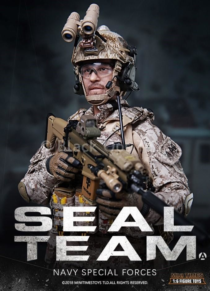 US Navy Seal Special Forces Desert AOR Camo MINT IN BOX