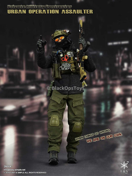 Easy & Simple PMC Urban Operation Assaulter Mint in Box