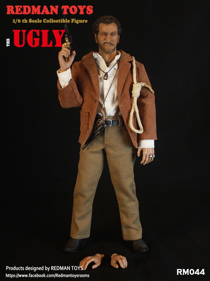 Cowboy - The Ugly - Brown Jacket