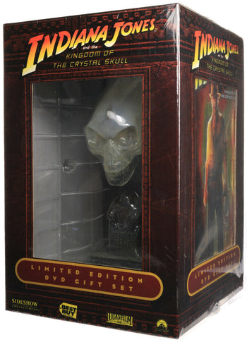 1/4 scale - Indiana Jones - Crystal Skull - Limited Edition - MINT IN BOX