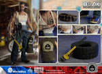 Motor Mechanic - Brown Boots (Peg Type)