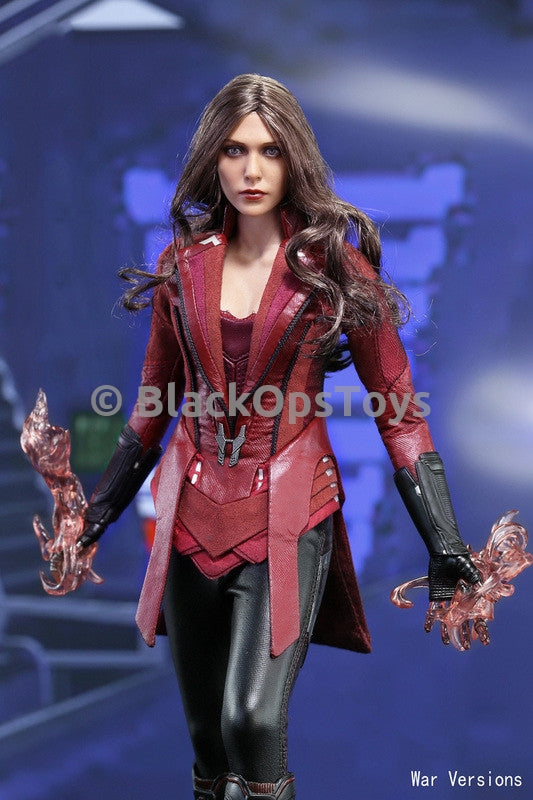 ACPLAY Female Scarlet Witch Combat Version from The Avengers