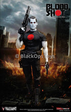 BLOODSHOT - Blood Stained Katana & Back Sheath