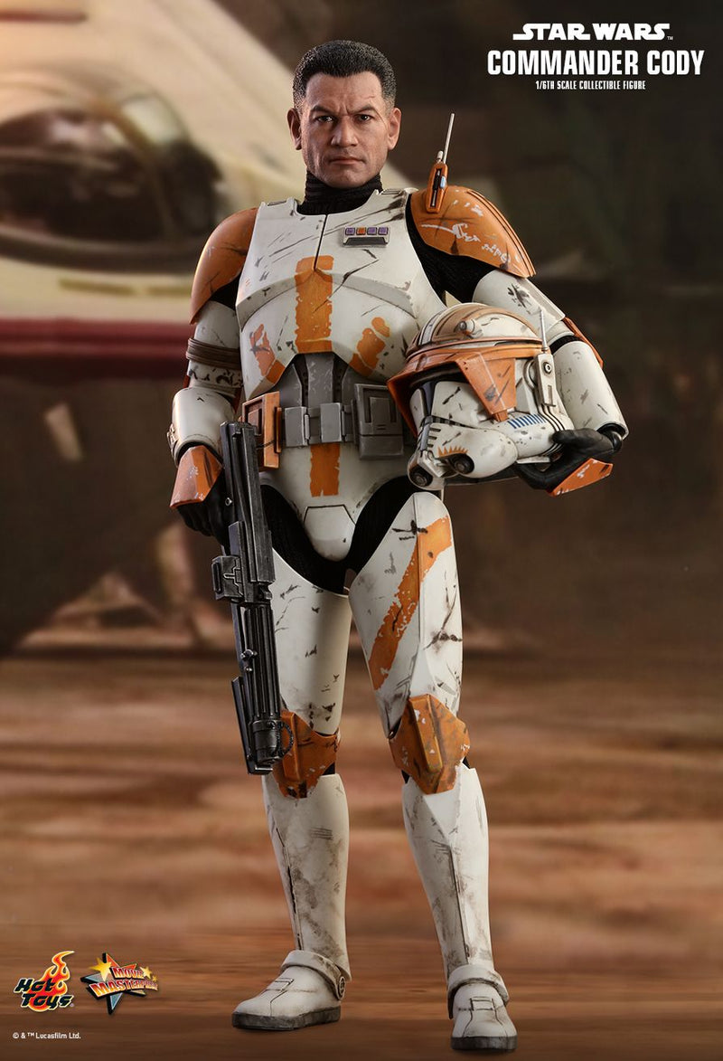 Star Wars - Commander Cody - Weathered Bicep Armor