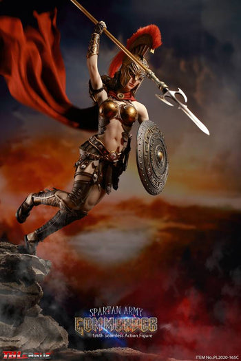 Spartan Army Commander - Golden - MINT IN BOX