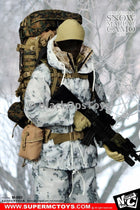 Magic Cube USMC Marine Corps Snow Marpat Camouflage Set Mint In Box