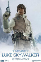 Sideshow Collectibles Commander Luke Skywalker - Hoth Mint in Box