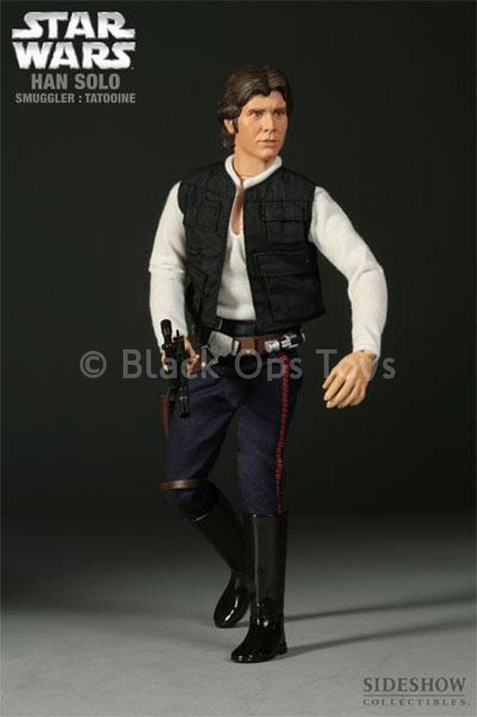 Star Wars - Han Solo - Male Base Body w/Head Sculpt