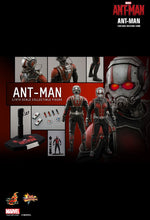 Ant-Man - Male Suited Body