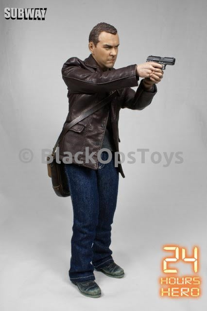 Jack Bauer - Male Base Body