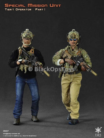 26007 Combo Special Mission Unit Tier-1 Operators Bragg and Dam Neck