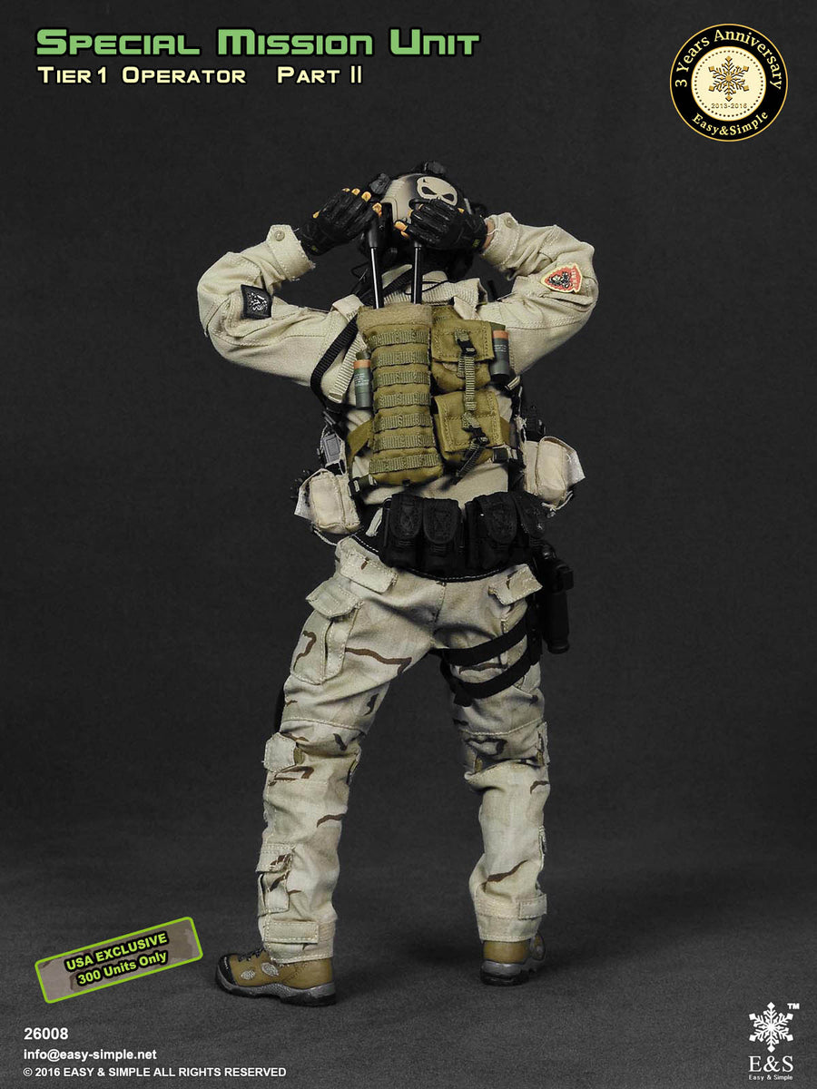SMU - USA Exclusive Operator - Tan Chest Rig