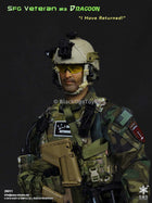 Army SFG Special Forces Group Veteran aka
